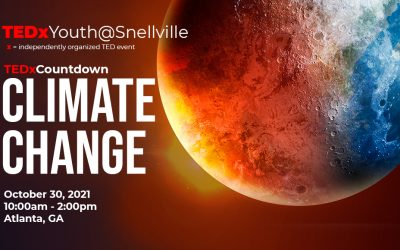 TEDxYouth@Snellville Countdown Event – October 30, 2021